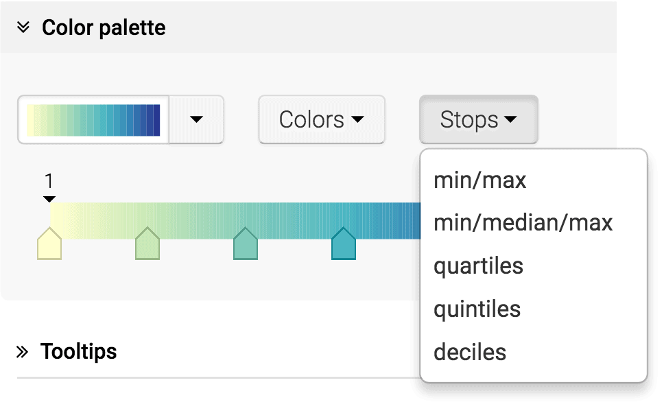 color palette tool