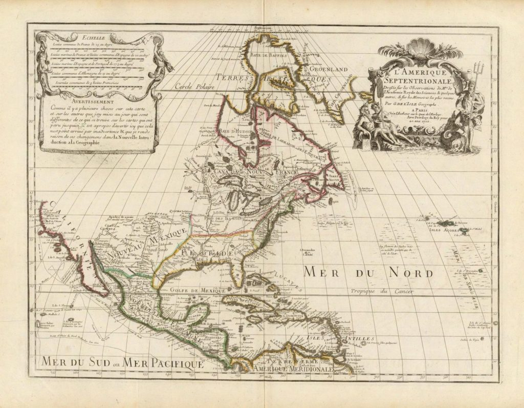 map from the Lisle Atlas