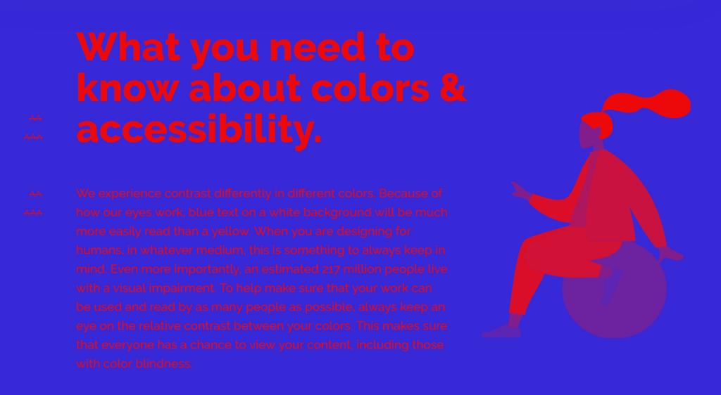 color review screenshot