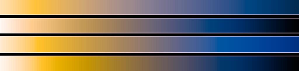 viridis gradients
