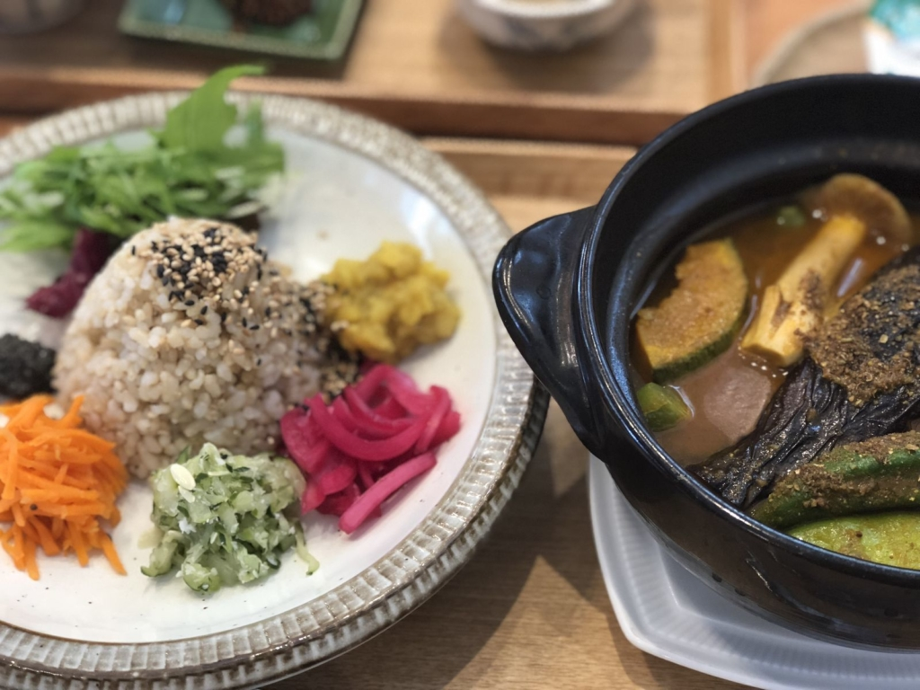 photo of japanese curry