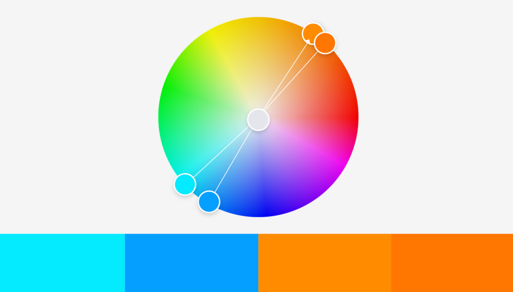 Adobe Color color wheel